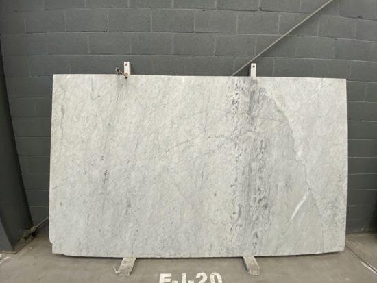 White Carrara Restored Finish (1 Available)